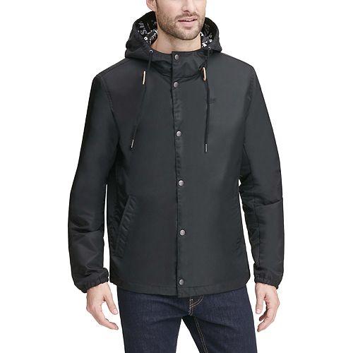 Men's Levi's Hooded Coaches Jacket