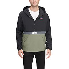 Men's Levi's Hooded Taslan Jacket