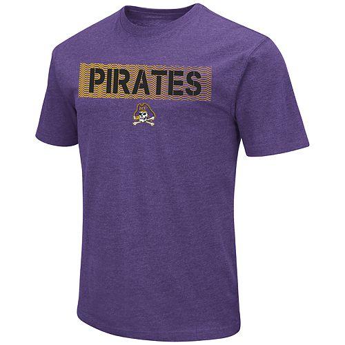 Men's East Carolina Pirates Banner Tee