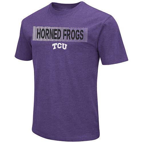 Men's TCU Horned Frogs Banner Tee