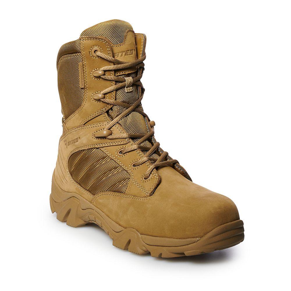 Bates GX-8 Coyote Men's Waterproof Composite Toe Work Boots