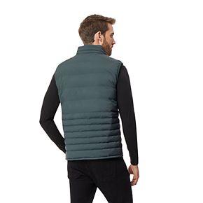 Men's Heat Keep Modern-Fit Sherpa-Lined Vest