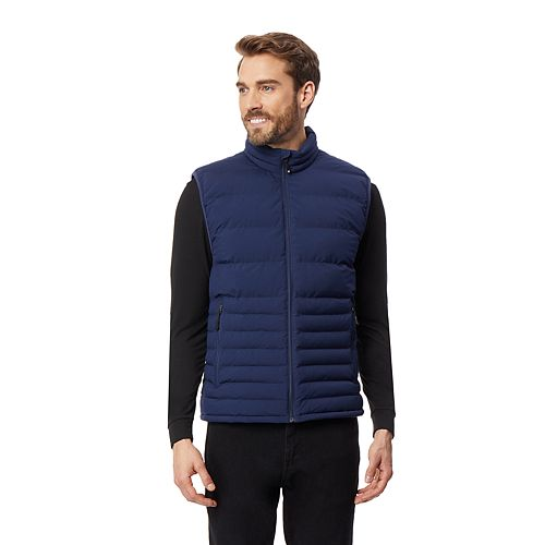 Men's Heat Keep Modern-Fit Sherpa-Lined Vest