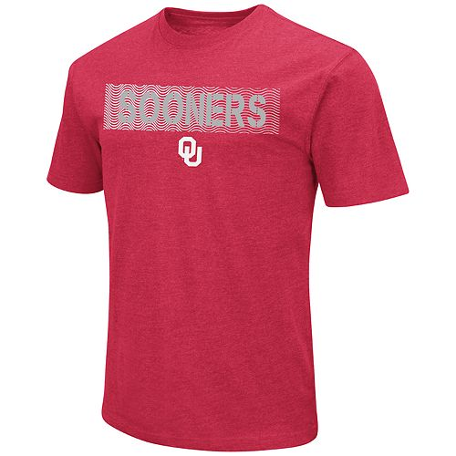 Men's Oklahoma Sooners Banner Tee