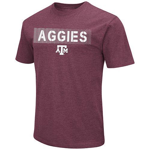Men's Texas A&M Aggies Banner Tee
