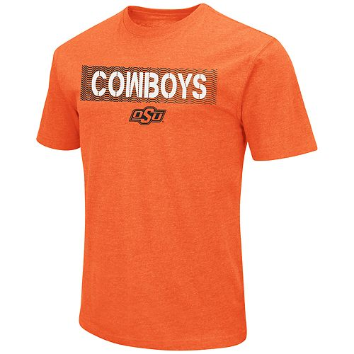 Men's Oklahoma State Cowboys Banner Tee