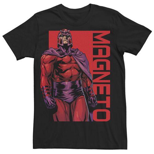 Men's Marvel Comics X-Men Magneto Tee