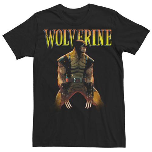 Men's Marvel Comics X-Men Wolverine Profile Tee