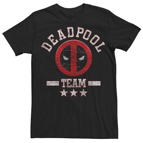 Men's Marvel Comics Deadpool Team Tee