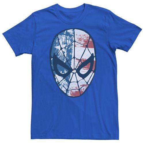 Men's Marvel Comics Spider-Man Americana Tee