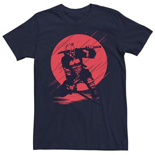 Men's Marvel Comics Deadpool Silhouette Tee