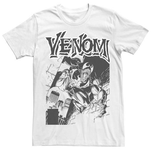 Men's Marvel Comics Venom Street Tee