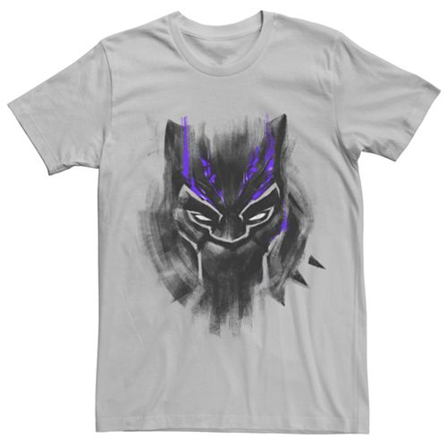 Men's Marvel Comics Black Panther Watercolor Tee