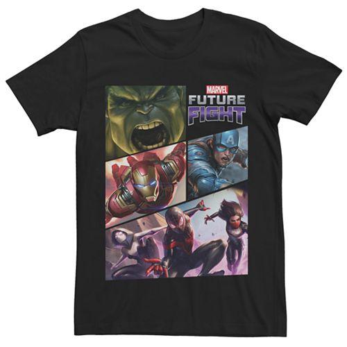 Men's Marvel Future Fight Graphic Tee