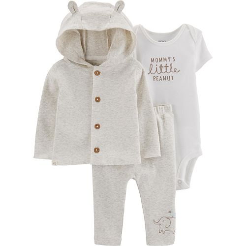 Baby Carter's 3-Piece Little Peanut Set