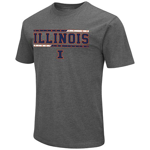 Men's Illinois Fighting Illini Graphic Tee