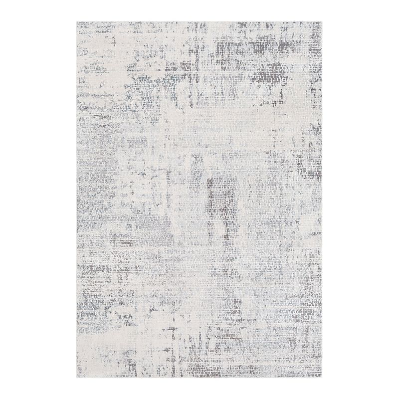 Decor 140 Soothsay Abstract Rug, Grey, 4X5.5 Ft