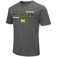 35d68ecd76fd Men s Michigan Wolverines Graphic Tee