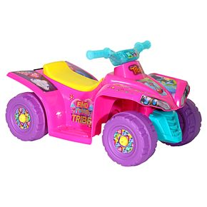 Dreamworks Trolls 6V Quad Ride-On Vehicle