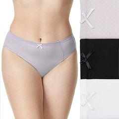 Women's Olga Secret Hug 3-Pack Hi-Cut Panty GT3683U