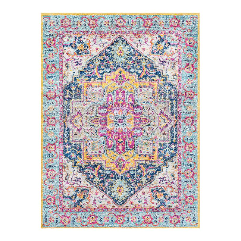 Decor 140 Raja Updated Traditional Rug, 2.5X7.5 Ft