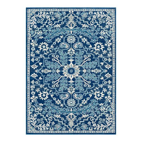 Decor 140 Astra Distressed Medallion Rug