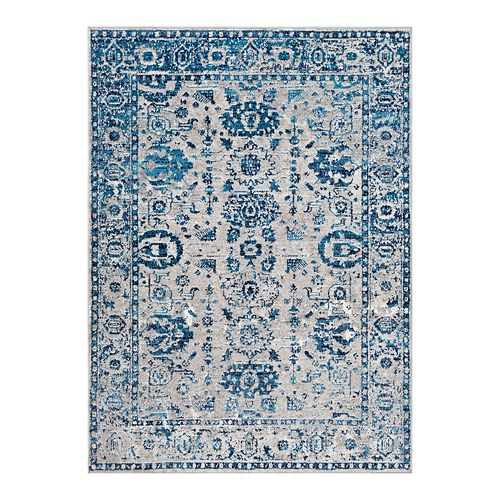 Decor 140 Marseille Distressed Traditional Rug