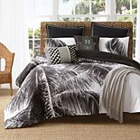 Caribbean Joe Palm Comforter Set