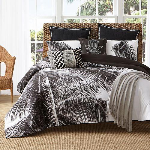 Caribbean Joe Palm Comforter Set