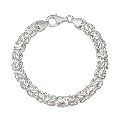 PRIMROSE Byzantine Link Chain Bracelet