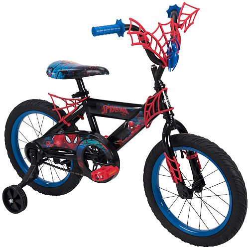 Huffy 16-inch Spider-Man Boys' Bicycle