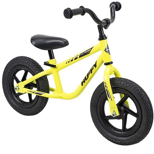 Huffy 12-inch Lil Cruzer Girls Balance Bicycle