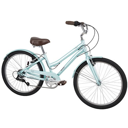 Huffy 24-inch Sienna Women's Comfort Bicycle