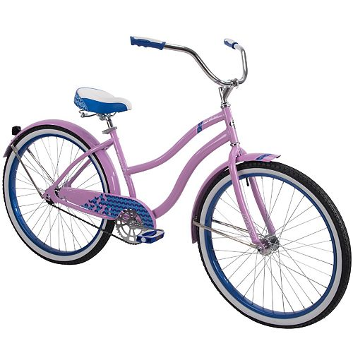 Huffy 26-inch Good Vibrations Women's Cruiser Bicycle