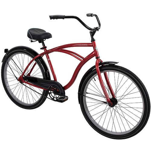 Huffy 26-inch Good Vibrations Men's Cruiser Bicycle