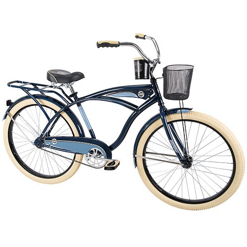 Huffy 26-inch Deluxe Men's Cruiser Bicycle