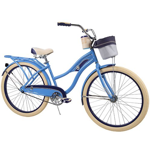 Huffy 26-inch Deluxe Women's Cruiser Bicycle