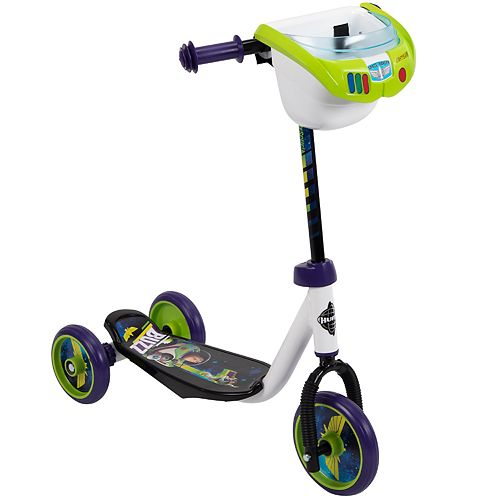 Huffy 6-inch Disney/Pixar Toy Story Scooter with Bin