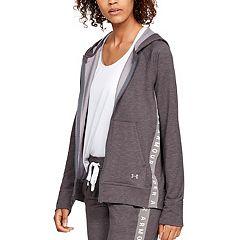 NEW! Women's Under Armour Featherweight Fleece Full Zip Jacket