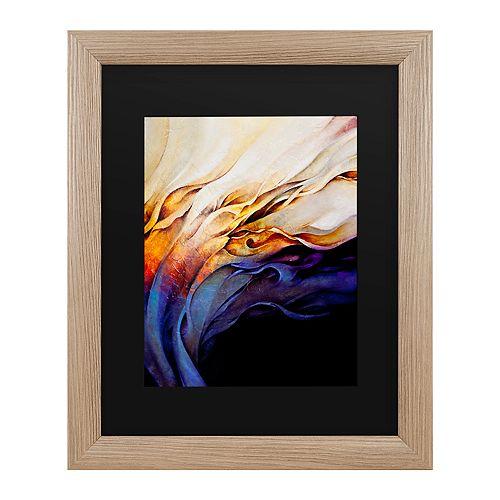 Trademark Fine Art Evoke Framed Art
