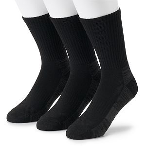 Men's ASICS Training Crew 3-pack Socks