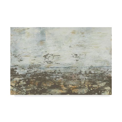 Trademark Fine Art Neutral Horizon III Wall Art