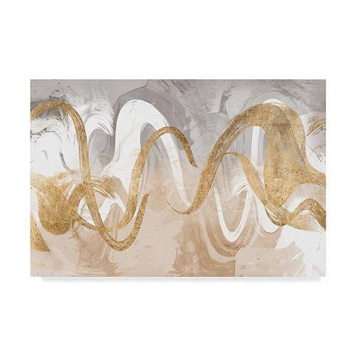 Trademark Fine Art Infinite Swirl I Wall Art