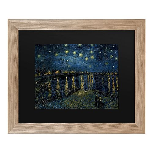 Trademark Fine Art The Starry Night Wall Art