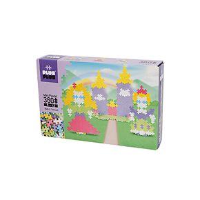 Plus-Plus - 360-Piece Princess's Castle Building Set