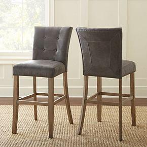 Steve Silver Co. Debby Bar Chair Set