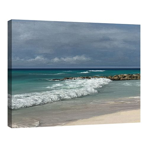 Studio Arts Surfside Portrait Canvas Wall Art