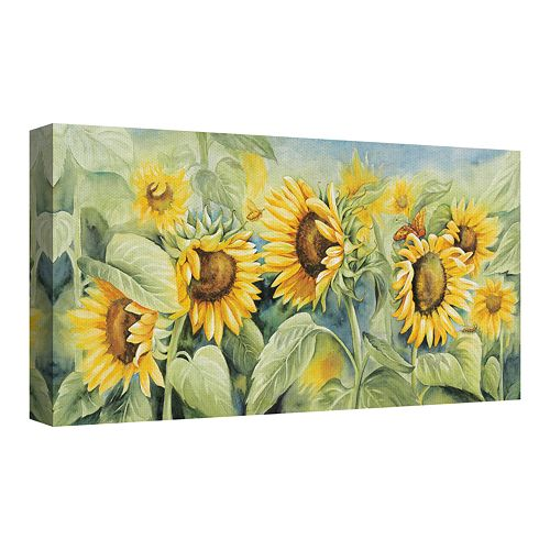 Sunshine by Kathleen Denis Canvas Wall Art