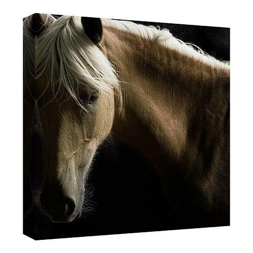 Fine Art Canvas Spirit Horse by Artist Tony Stromberg