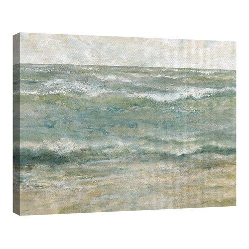 Fine Art Canvas Shoreline 3